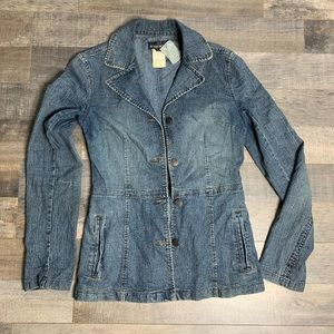Armor Jeans Denim Jacket Vintage NWT